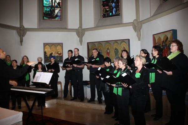Konzert in der Calvinkirche, Friedrichsfeld