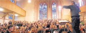 Probe in Sandhausen 2014